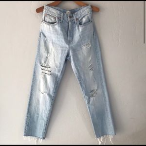 Madewell Perfect Vintage Jean size 26